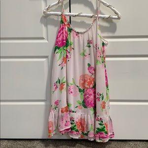 Abercrombie Light mini summer dress 🌸🌺